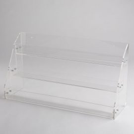 Acrylic 3 Tier Counter Top Display