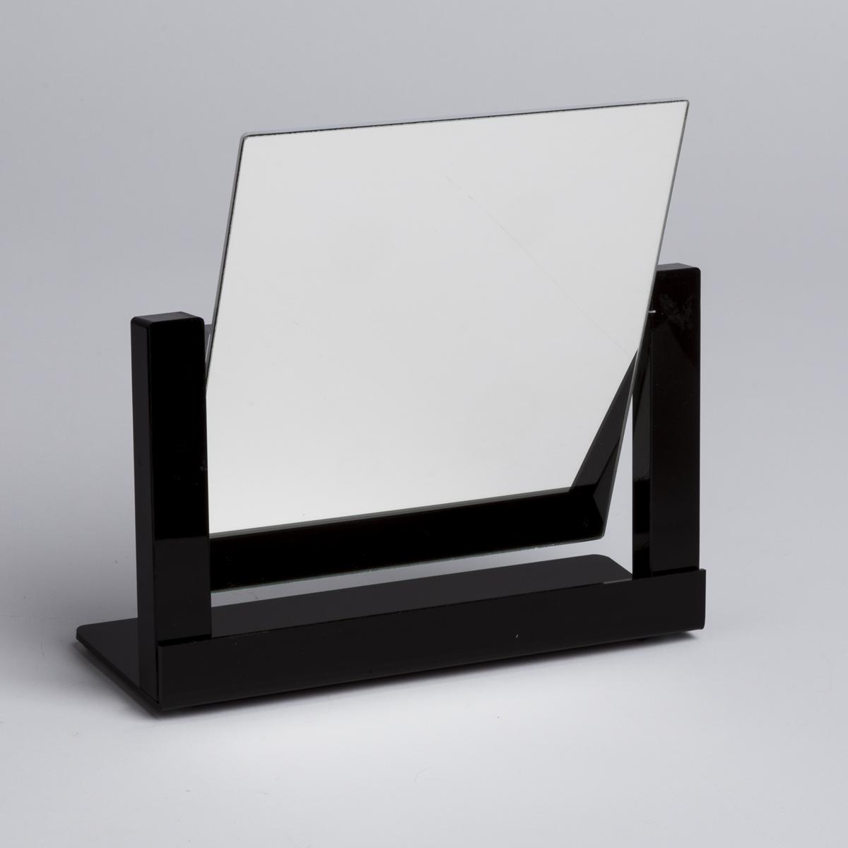 Countertop Mirror : Jewelry Mirror - Countertop, Black Frame A&B Store Fixtures