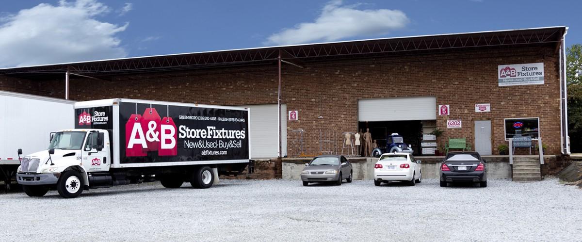 A&B Greensboro Store