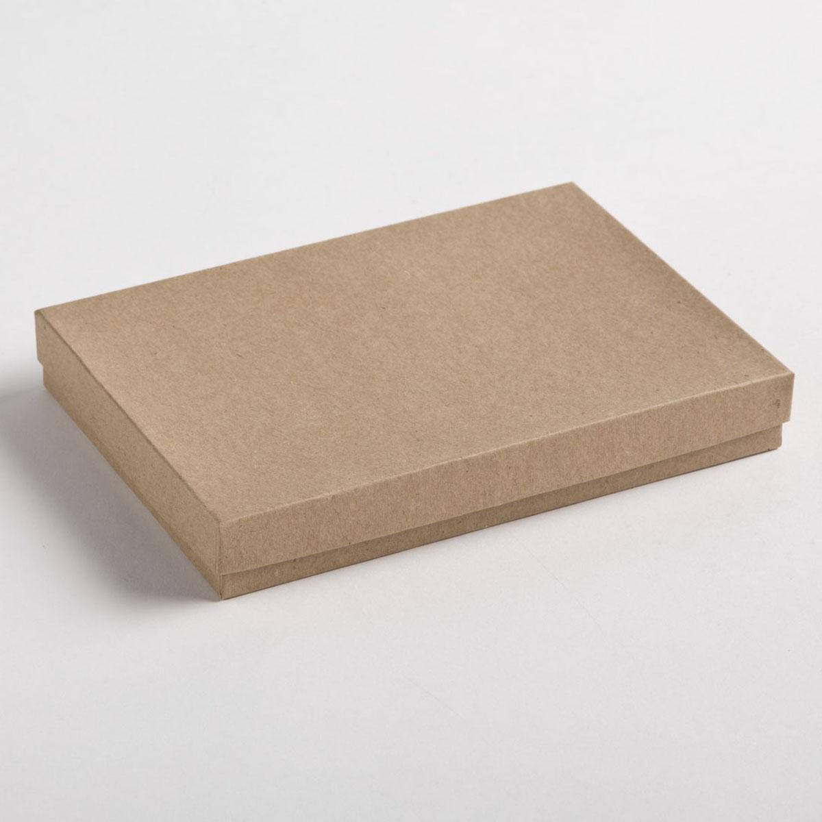 Kraft Necklace Boxes