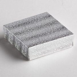 Silver Swirl Bracelet Boxes
