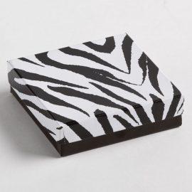 Zebra Bracelet Boxes