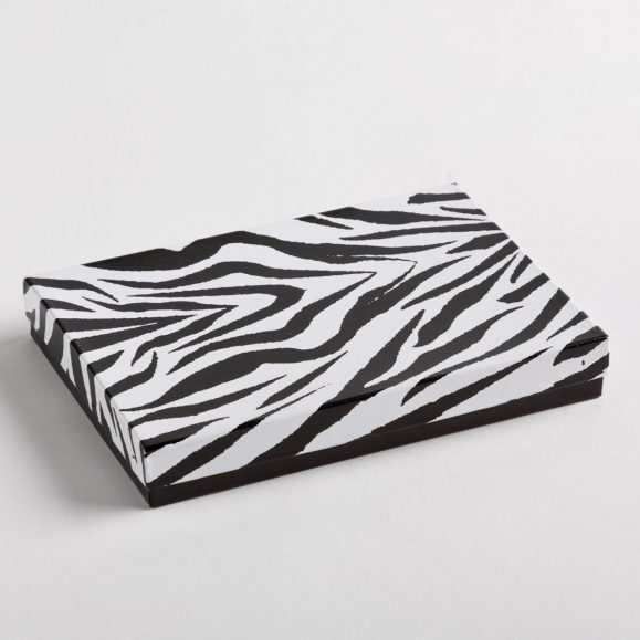 Zebra Necklace Boxes