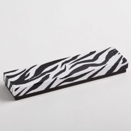 Zebra Watch Boxes