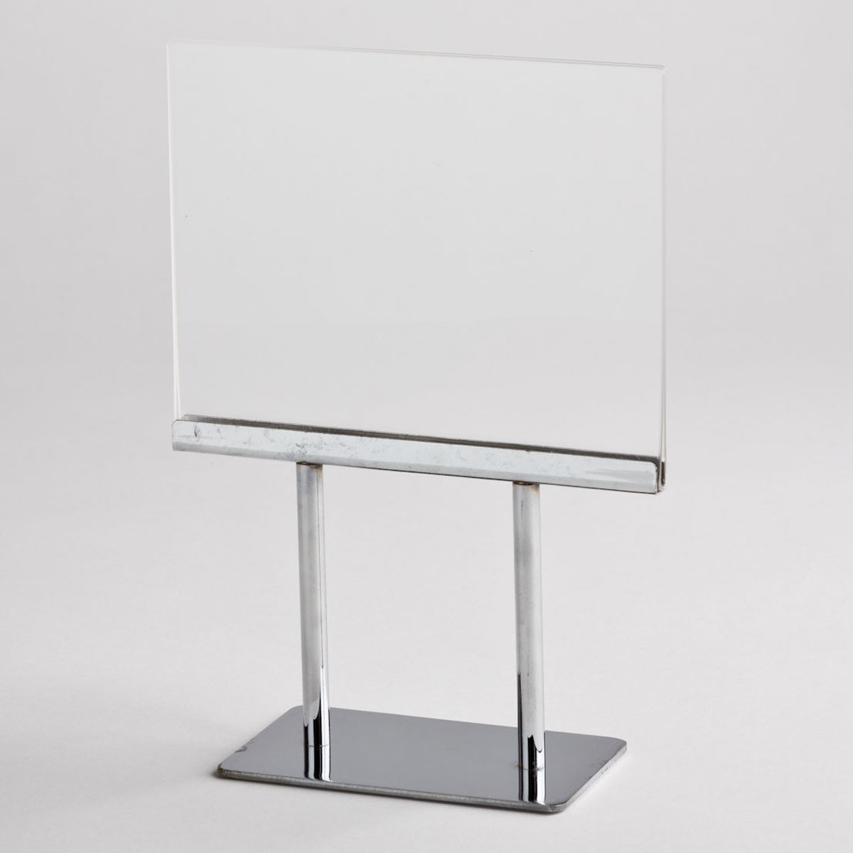 Sign Holders and Counter Easels | A&B Store Fixtures