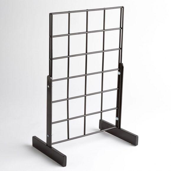 Black Grid Counter Top Display