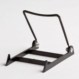 BLACK EASEL-BLACK WIRE BACK