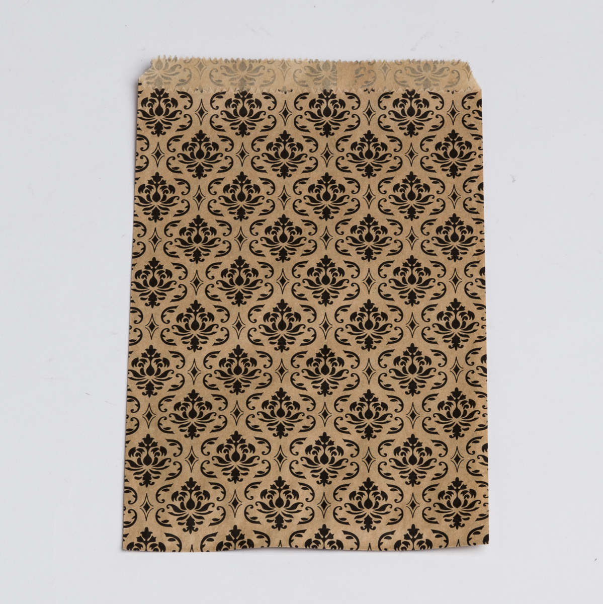 DAMASK FLAT PAPER BAGS