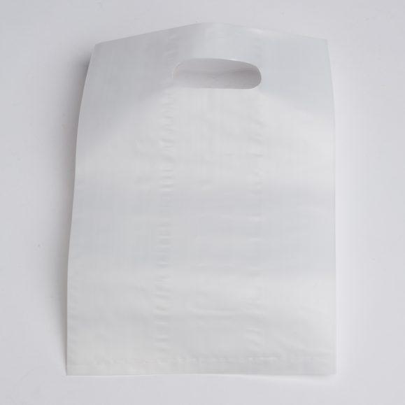 CLEAR-FROST FLAT-PLASTIC