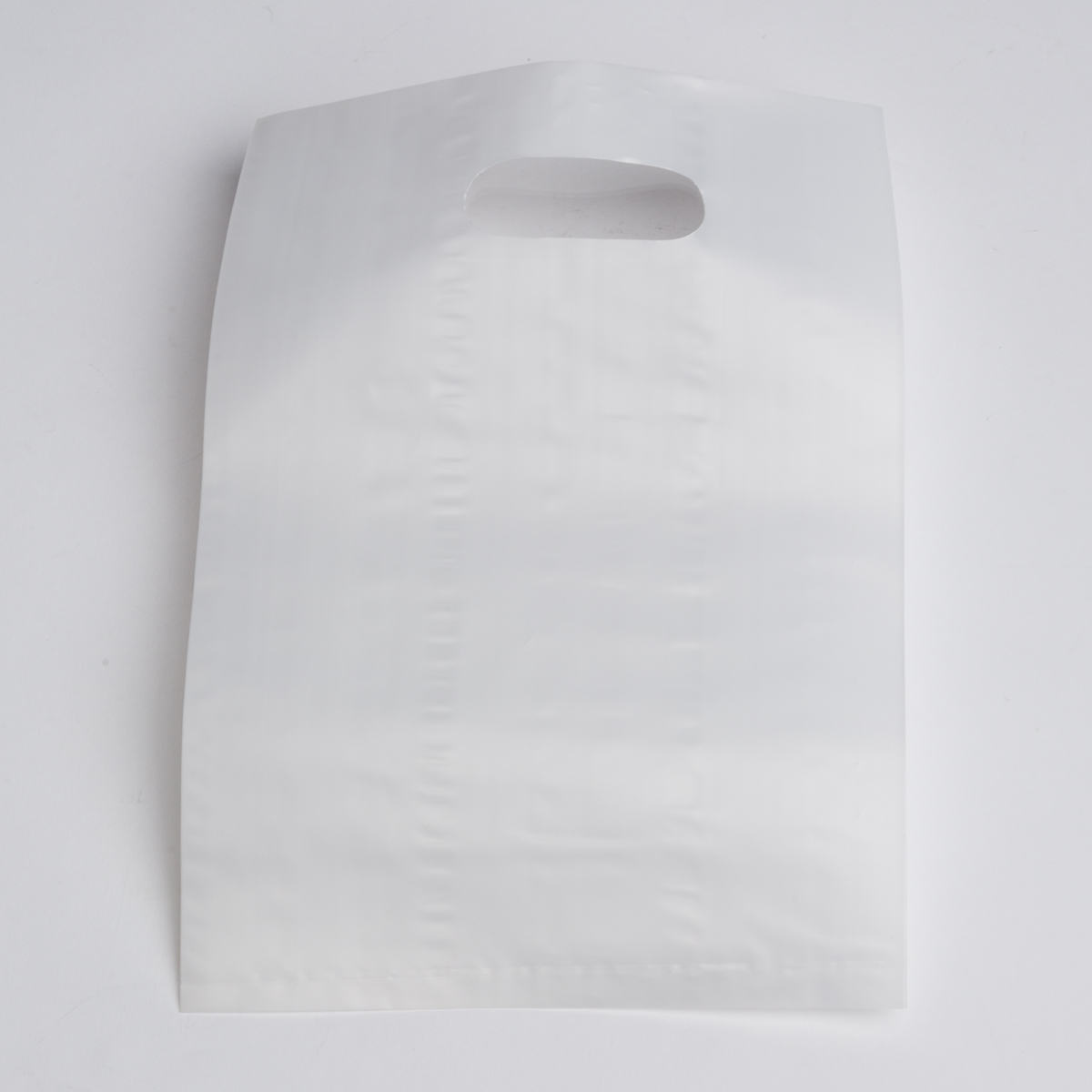 Small Flat Clear Frosted Plastic Bags 1 000 Pcs
