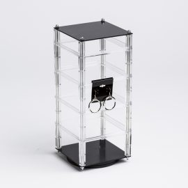 ROTATING EARRING DISPLAY-PLASTIC