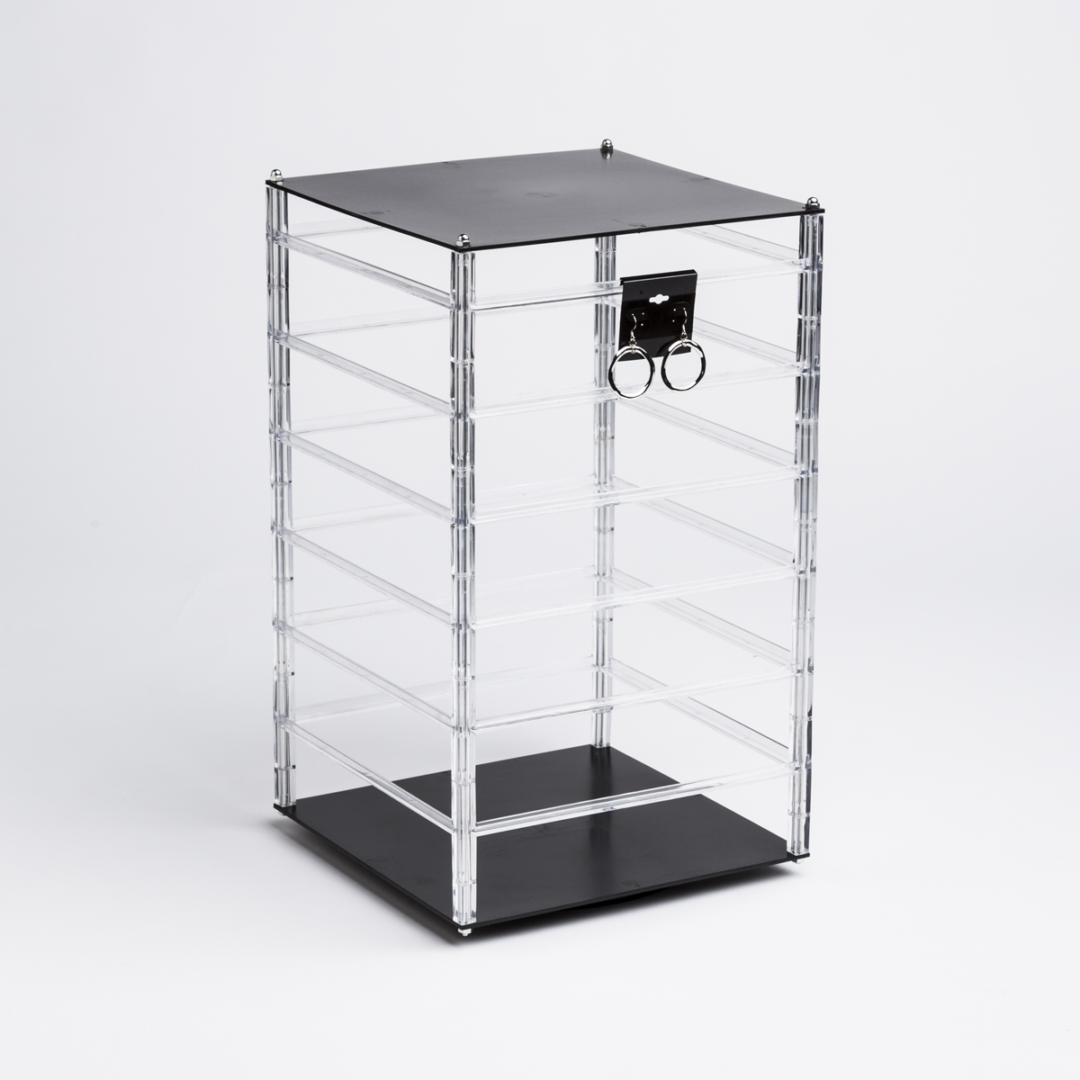 Acrylic Revolving Display Case A Amp B Store Fixtures