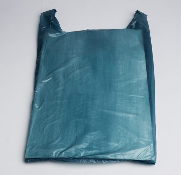 BLUE T-SHIRT BAG JUMBO