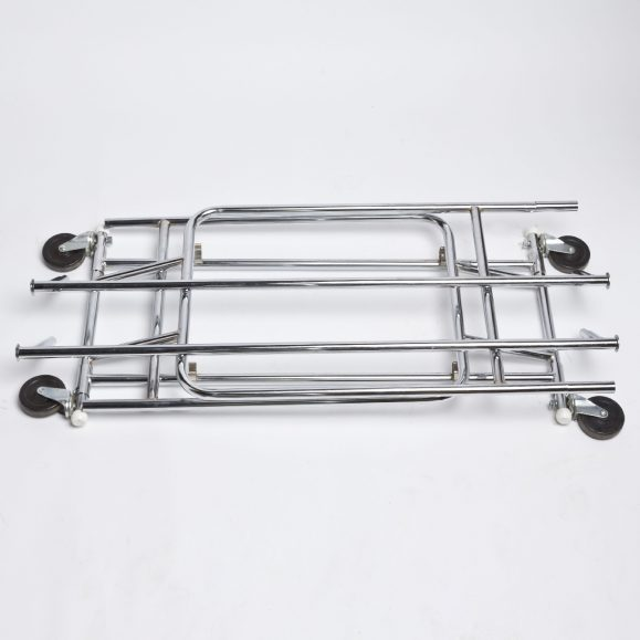 DOUBLE-RAIL SALESMAN ROLLING RACK