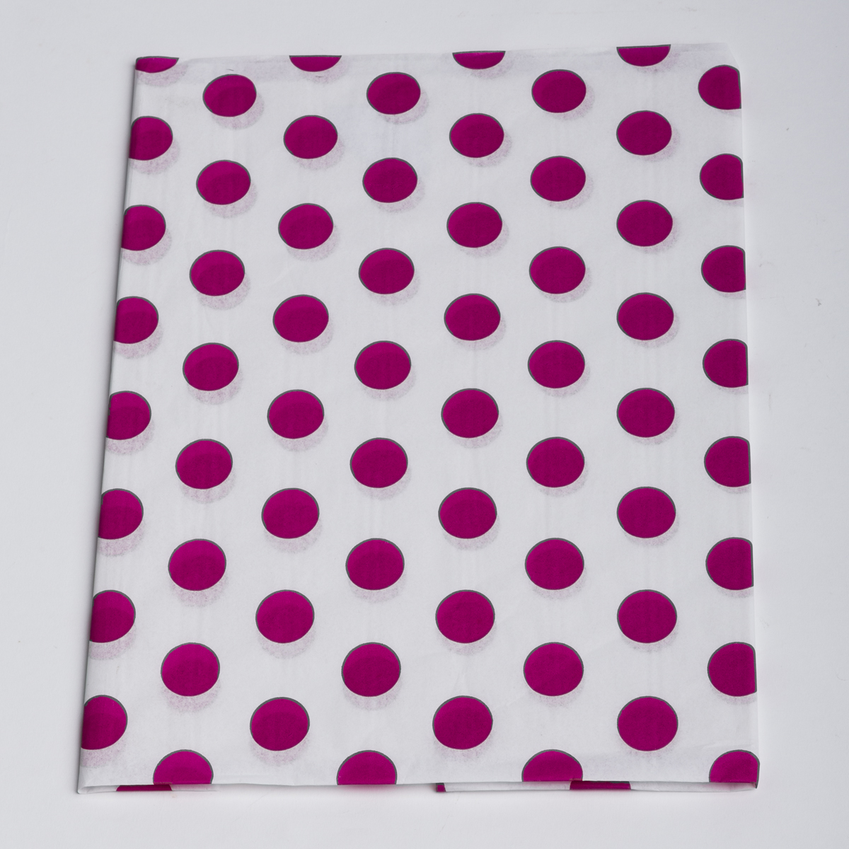 PINK DOT TISSUE PAPER