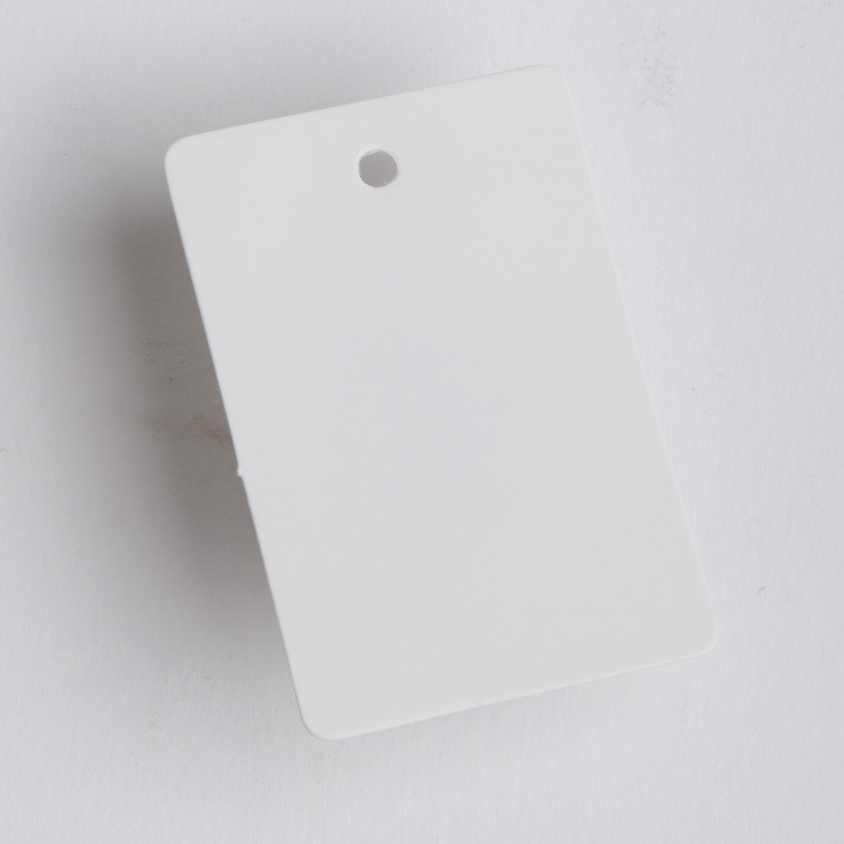 WHITE PRIC TAG-BLANK