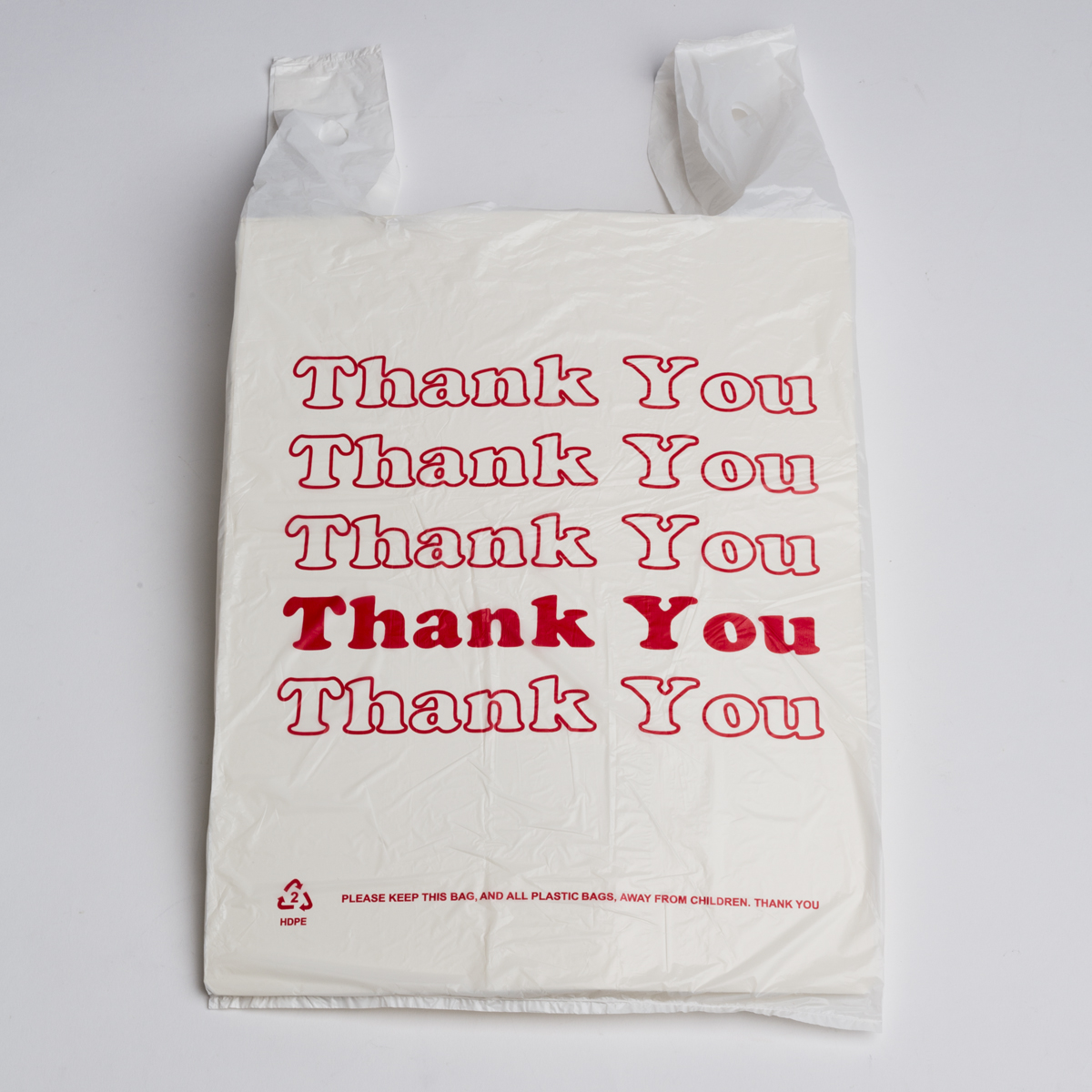 T-SHIRT BAG-THANK YOU