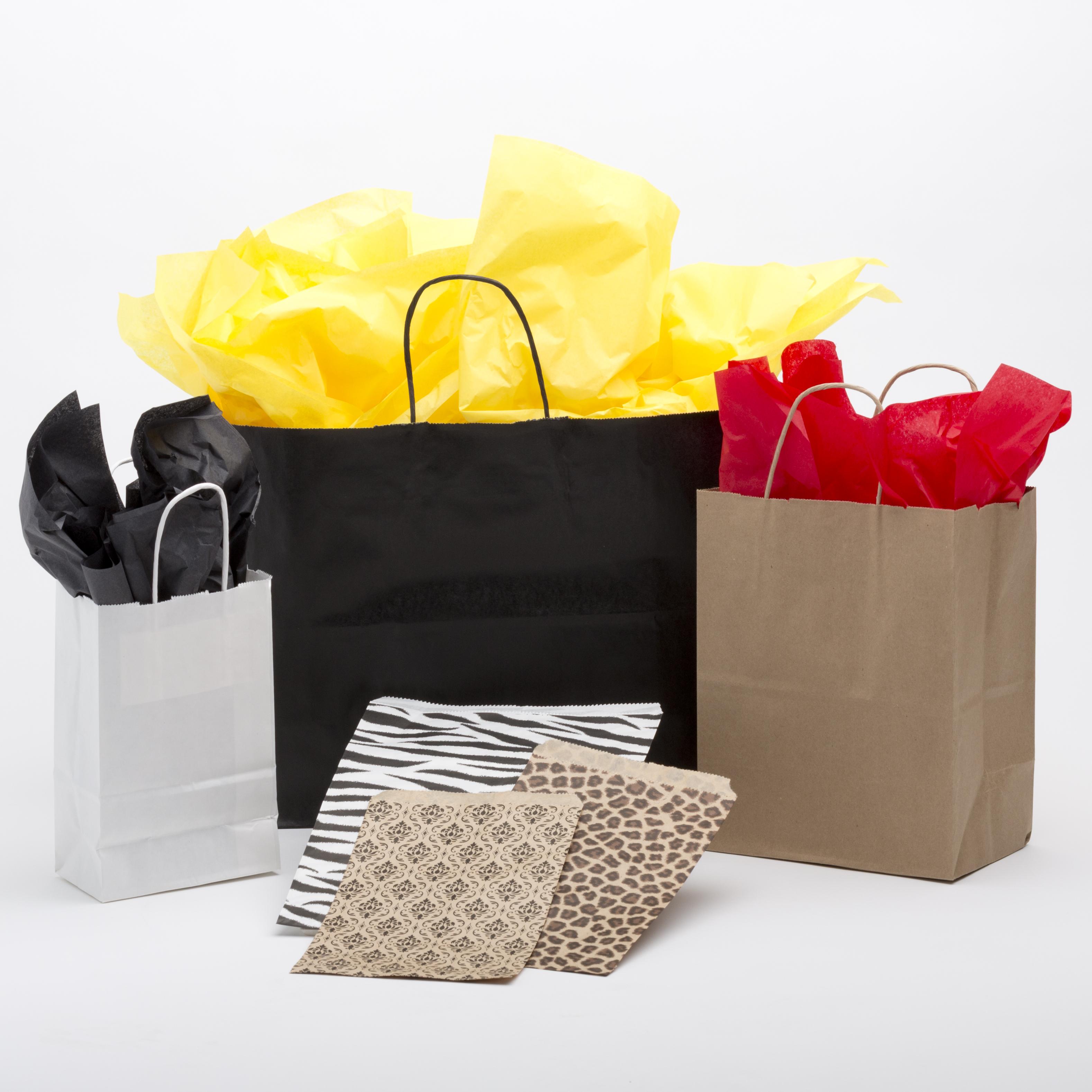 Bags (Plastic, Paper & Zip Lock)
