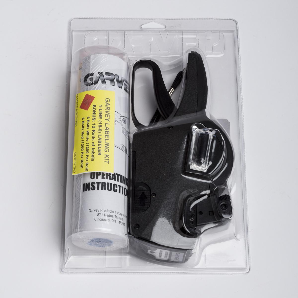 Garvey One Line Labeling Kit