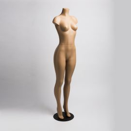 Female Armless Full Body Mannequin