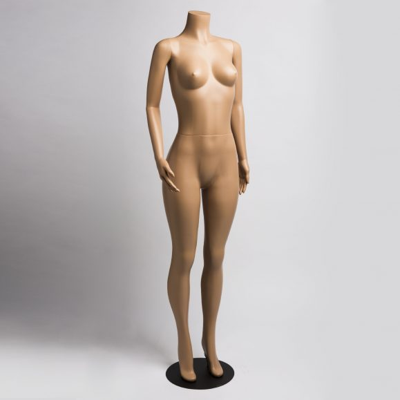 Female Full Body Headless Mannequin