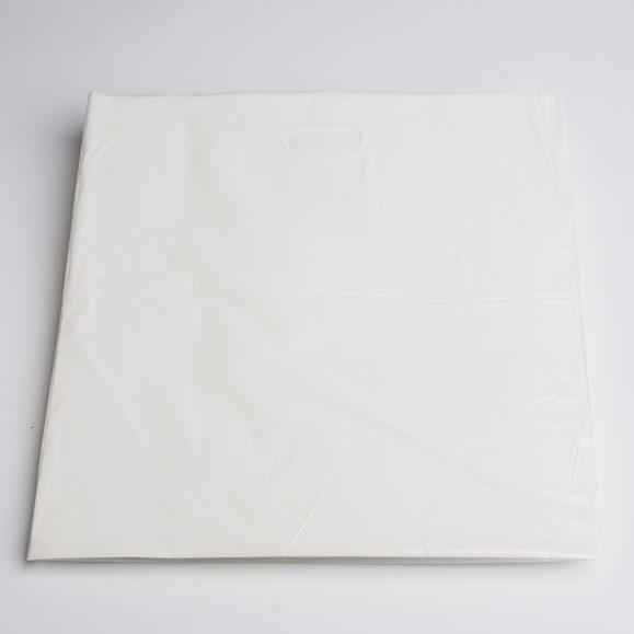 Large White Low Density Plastic Bag