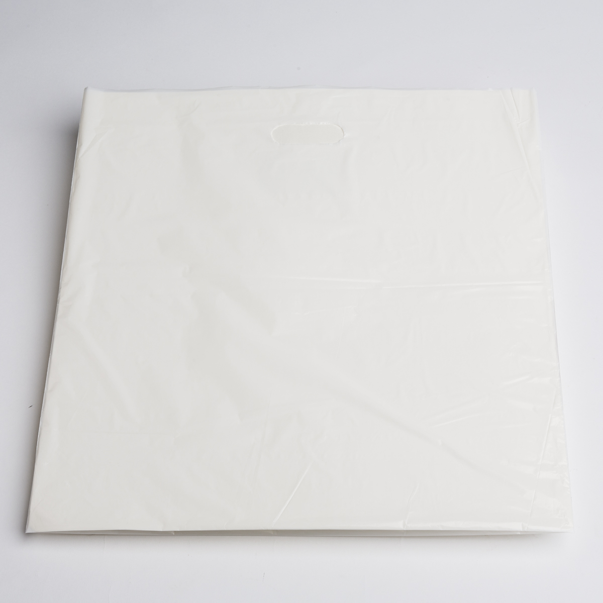 Large White Low Density Plastic Bag