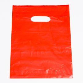 Small Red Low Density Plastic Bag