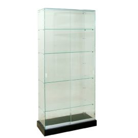 3ft. All Glass Wall Case