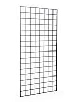 Gridwall 2x4 BLACK
